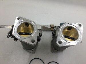 Image 4 - Los cuerpos de acelerador de 45ida reemplazan los inyectores Weber y carburador dellorto W 1600cc de 45mm, reemplazan el carburador 45IDA, envío gratuito