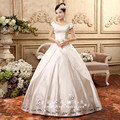 New 2017 lace plus size strapless sexy wedding dresses vestido de noiva 2017 fashionable vintage ball gown