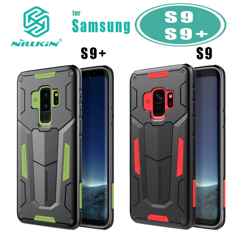 S9 plus case for Samsung s9 case cover Nillkin Defender 2 Hybrid Armor back cover for samsung galaxy s9 plus case capa s9+ casesS9 plus case for Samsung s9 case cover Nillkin Defender 2 Hybrid Armor back cover for samsung galaxy s9 plus case capa s9+ cases