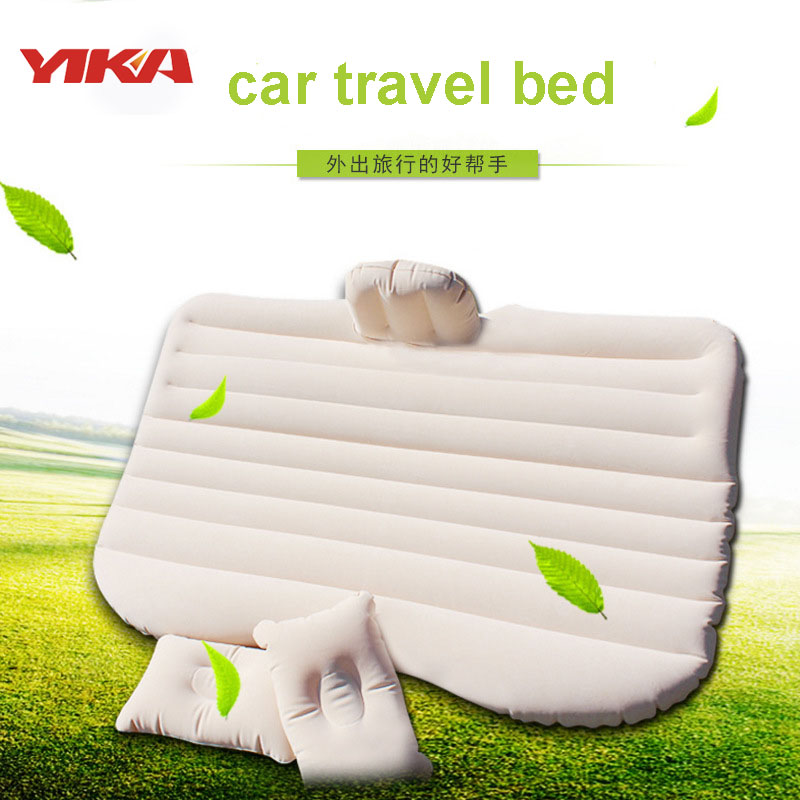 2017 Hot Sale Flocking Cloth Car Back Seat Cover Car <font><b>Mattress</b></font> Travel Bed For Mitsubishi Ford Honda Chevrolet 95% Universal Car
