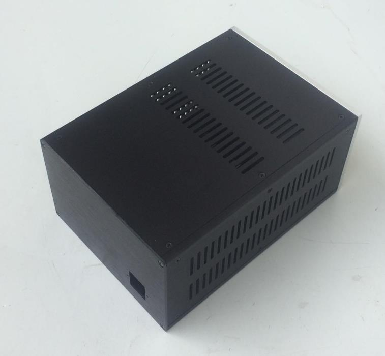 preamp case NEW DYT-1 DIY PSU chassis Full Aluminum Enclosure Power amp box