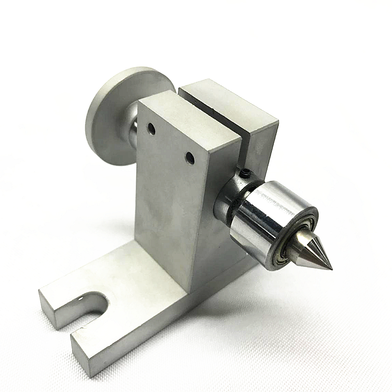 CNC activity tailstock Center height 44MM for rotary axis 4axis cnc engraver machine mill router kitsCNC activity tailstock Center height 44MM for rotary axis 4axis cnc engraver machine mill router kits
