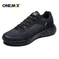 ONEMIX 2018 New Men Running Shoes Mesh Uppers Sneaker Outdoor Athletic Jogging for men Outdoor Jogging Shoes men plus size 39 47