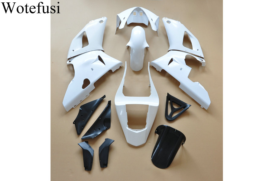 Wotefusi ABS Injection Mold Unpainted Bodywork Fairing For Yamaha YZF R1 2000 2001 [CK1023] household product plastic dustbin mold makers