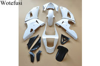 Wotefusi ABS Injection Mold Unpainted Bodywork Fairing For Yamaha YZF R1 2000 2001 [CK1023]