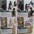 6 Tipos de Corpo Corpo Chan SHFiguarts KUN Ação PVC Figura DX CONJUNTO Figma Ele Ela Preto Sólido Laranja Pálido Cinza Ver Em caixa
