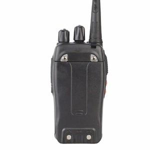 Image 4 - 100% Baofeng BF 666s Walkie Talkie 16CH Praktische Zwei Weg Radio UHF 400 470MHZ Tragbare Ham Radio 5W taschenlampe Programmierbare