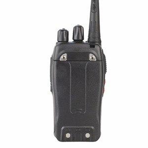 Image 4 - 100% Baofeng BF 666s Walkie Talkie 16CH pratik iki yönlü radyo UHF 400 470MHZ taşınabilir jambon radyo 5W el feneri programlanabilir