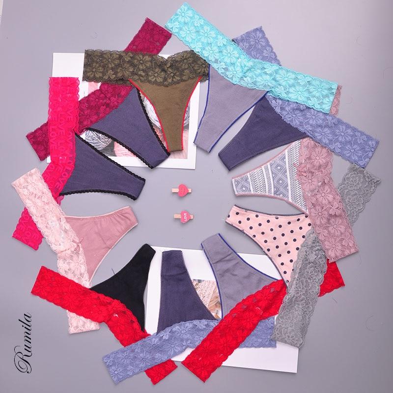 Big Size 5XL 4XL 3XL Women's Sexy Lace Thongs G-string Underwear Panties Briefs For Ladies T-back Lingerie 1pcs/Lot  Zhx13