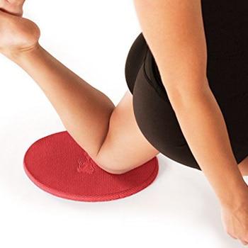 2pcs/set portable small round knee