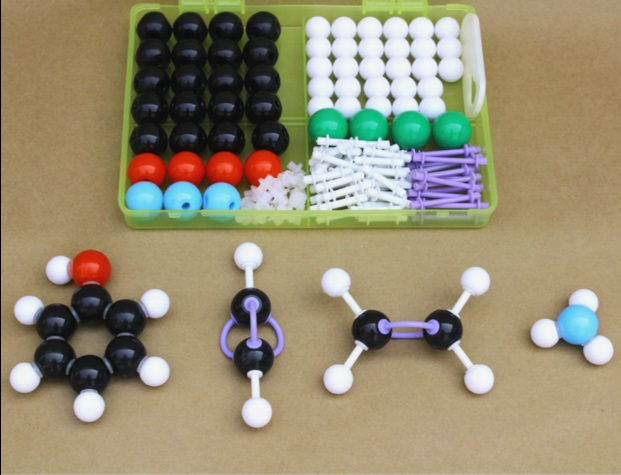 Education Chemical Class Molecular Model Set Kit General and Organic Chemistry For School Lab Teaching Research xhjy xmm 006 chemistry organic molecule model for teaching multicolored
