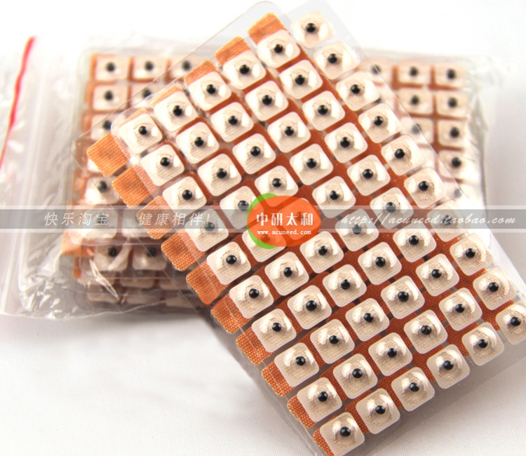 Acupuncture Needle Ear Vaccaria Seeds with 12cm Acupuncture Point Probe Ear Massage Ears Stickers Auricular-paster Press Seeds 2016 hot sale free shipping ear acupuncture needle press needle auricular acupuncture needles 0 22 1 3mm 100pcs box