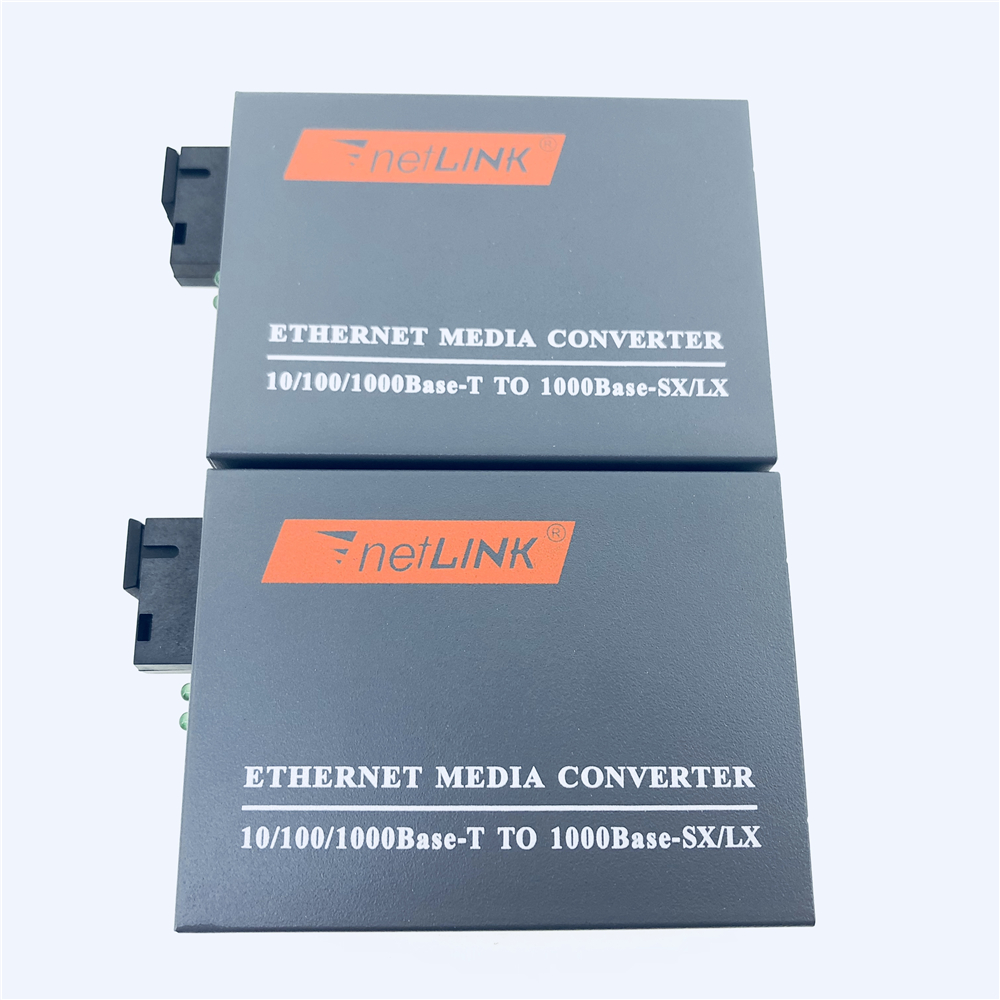 Image 5 - 3pairs HTB GS 03 Gigabit Fiber Optical Media Converter 