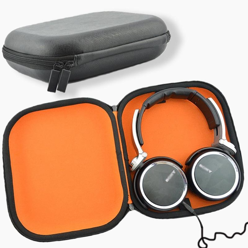 Headphones Case for SONY MDR-ZX100, ZX300, ZX310, XB200, ZX102DPV, Sennheiser HD219, HD229, HD239, HD218, AKG,B&O PLAY by BANG