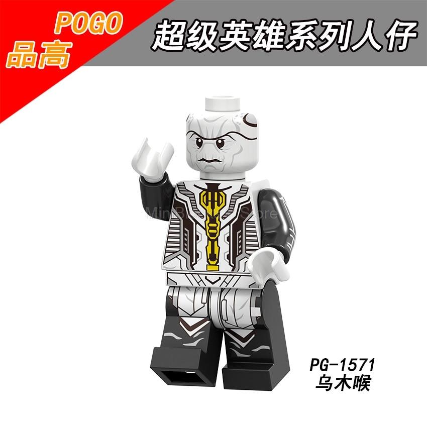 FidèLe Pg1571 Legoing Marvel Avengers Infinity War Super Héros Thanos ébène Maw Figure Blocs Bricolage éducation Jouets Merveilles Legoings Cadeau Nettoyage De La Cavité Buccale.