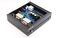 Finished L1543 DAC 16X parallel TDA1543 HiFi decoder reproduces