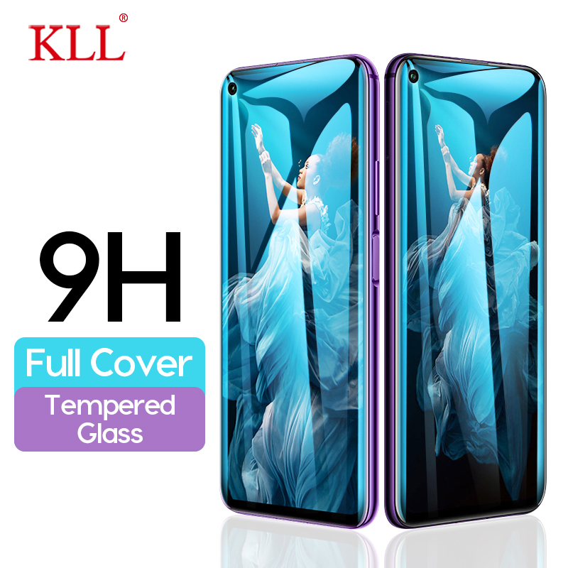 9H Full Cover Tempered Glass For Huawei Honor 20 Pro 20i 8S 8A Pro 8X Screen Protector For Honor View 20 Magic 2 10 Lite Note 10