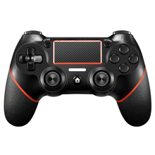 лучшая цена Bluetooth Controller Vibration for PS4 Controller Gamepad Joystick For Playstation 4 Joystick Game Console Wireless Joystick