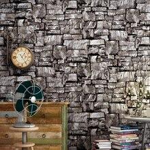 Wallpaper Beibehang Imitasi Brick