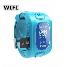 2016 Y3 New GPS/GSM/Wifi Three Tracker Watch for Kids Children Smart Watch with SOS Support GSM phone Android&IOS Anti Lost