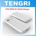 Original Unlocked ZTE MF65 HSPA+ 21.6Mbps 3G 2100MHz Wireless Router Pocket WiFi Mobile Broadband PK MF60 MF61 MF62