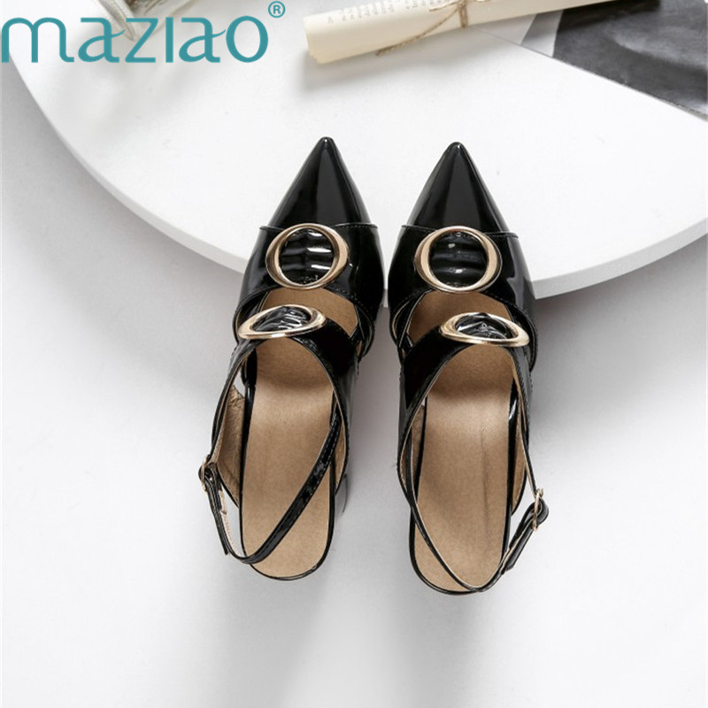 f435ee7d Zapatos-de-mujer-zapatos-tacones-punta-fiesta-Sexy-tac-n-grueso-zapatos -de-goma-zapatos-mujer.jpg