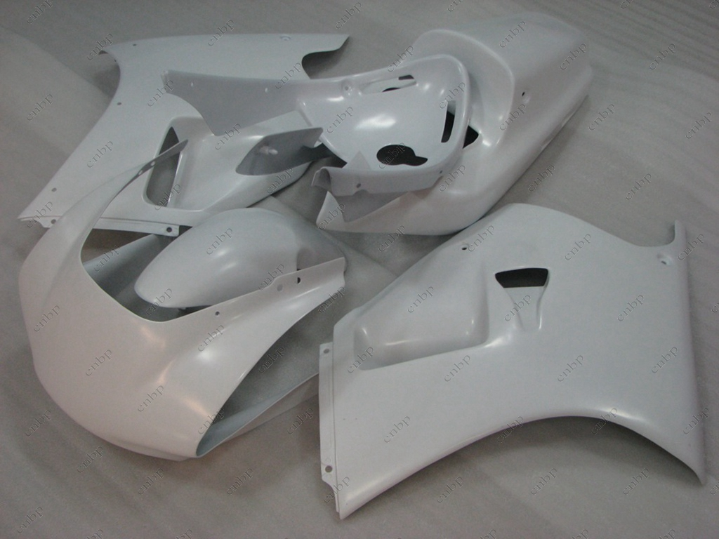 Full Body Kits RGV250 1990 Plastic Fairings for Suzuki RGV250 1992 1990 - 1995 NC22 White RACING Body Kits RGV 250 1991