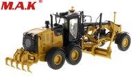 1/50 масштаб 140M3 автогрейдер Высокая линия серии 85544 литья под давлением модели игрушки инженерно транспортное средство литья под давлением М