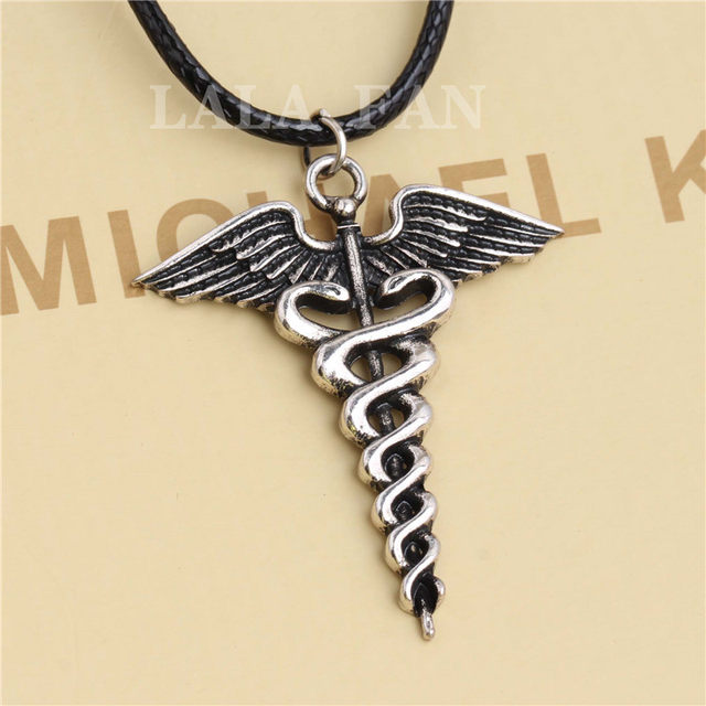 Online shop wholesale percy jackson angle wings magic wand wholesale percy jackson angle wings magic wand caduceus pendant necklace gift movies jewelry xl232 mozeypictures Image collections