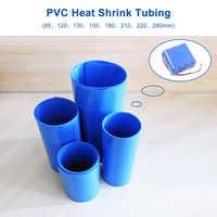 2 Meter PVC heat shrink tubing Shrink tube a variety of specifications 18650 battery shrink sleeve Insulation casing Heat shrink