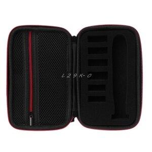 Image 5 - Schutzhülle Box Fall Beutel EVA Reißverschluss Reisetasche für Philips OneBlade Trimmer Rasierer Zubehör