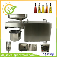 Home Cold Oil Press Machine Sunflower Seed Oil Pressing Machine Small Cold Coconut Oil Machine Press