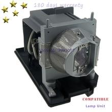 Lampe nue de projecteur de remplacement NP24LP avec boîtier pour NEC NP PE401H/NP510C avec 180 jours de garantie