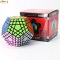 Shengshou Wumofang 5x5x5 Cubo Magico Shengshou Gigaminx 5x5 Professionale Dodecaedro Cubo di Torsione di Puzzle di Apprendimento giocattoli educativi