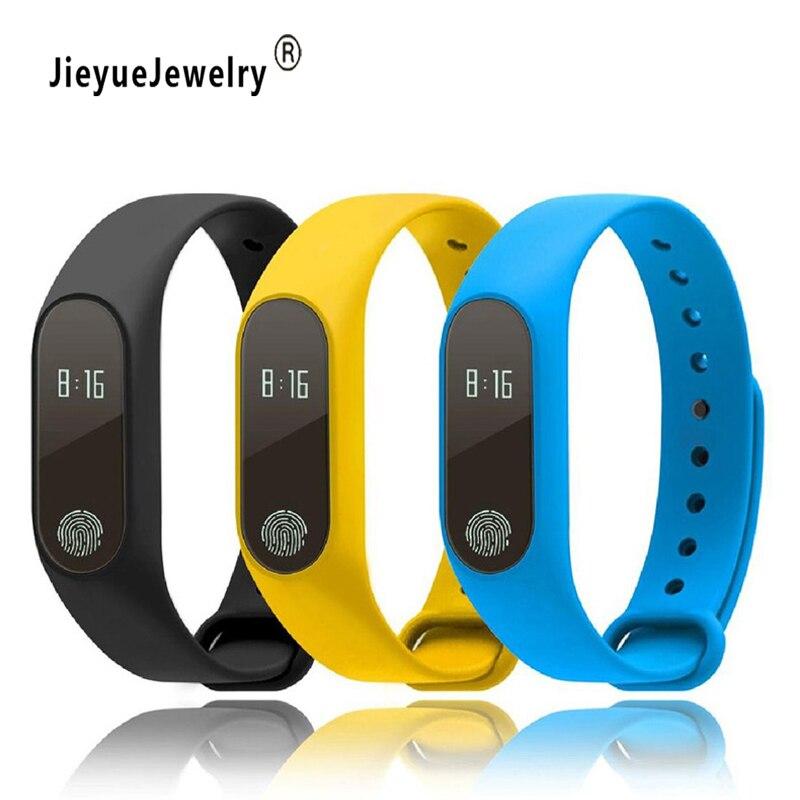 New Smart Wrist Watch Pedometer Steps Counter Calories Tracking Sports Bracelet Watch Women Men