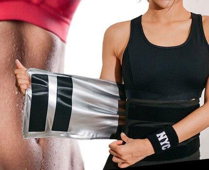 Women Waist Shaper Men Waist Support Sliimming Belt Neoprene Faja Lumbar Back Sweat Belt Fitness Belt Waist Trainer Heuptas 5