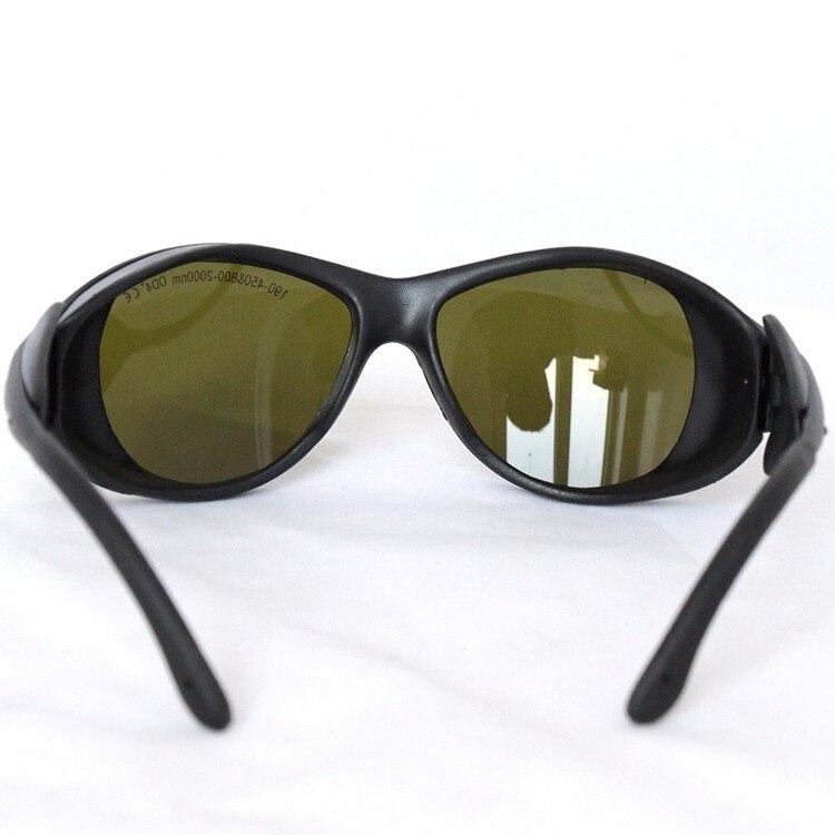 190-450nm ve 800-2000nm için lazer güvenlik gözlükleri Optik - Güvenlik ve Koruma - Fotoğraf 6