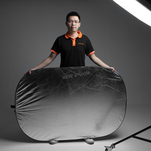 Image 5 - Godox 2 in 1 100x150cm Portable Oval Multi Disc Reflector,Collapsible Photography Studio Photo Camera Lighting Diffuser Reflecto
