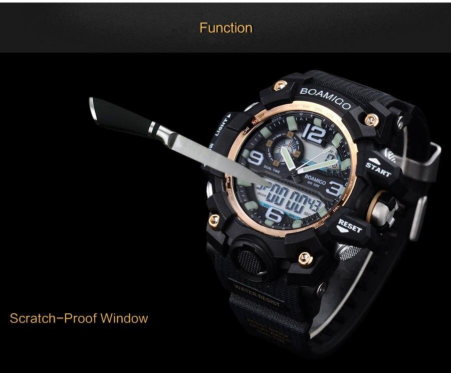 Herrenuhren Readeel Luxus Marke Mens Sports Uhren Dive Digitale Led Military Watch Männer Mode Lässig Elektronik Armbanduhren Männlich Uhr Bestellungen Sind Willkommen.