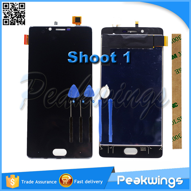 For Doogee Shoot 1 LCD Display Screen With Touch Screen Assembly