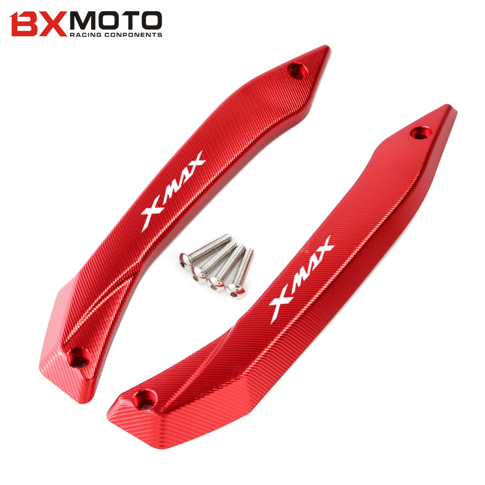 For Yamaha XMAX 250 X MAX 300 2017 2018 Motorcycle CNC AccessoriesWindscreens Protectors Windshield Deflectors