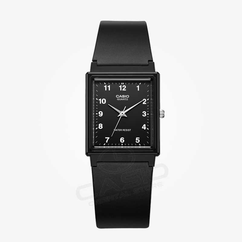 CASIO קל במיוחד דיגיטלי שעוני גברים שעון להקת שרף masculinomen שעונים קטנים חיוג צמיד שעונים relogio MQ-27-7B קופסא מתנה