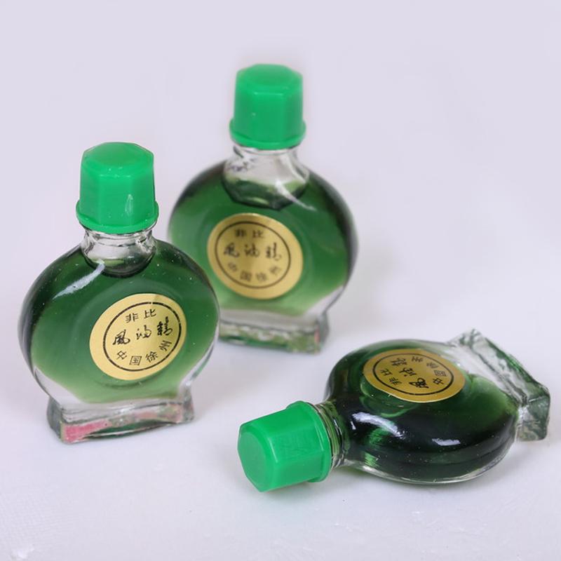 Caliente fengyoujing esencial aceite repelente de mosquitos contra la picazón fresco refrescante bálsamo de tigre aliviar el dolor dolor de cabeza motion sickness