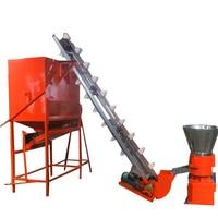 Pellet Machine Wood Pellet Mill Wood Pellet Cooler With Conveyor
