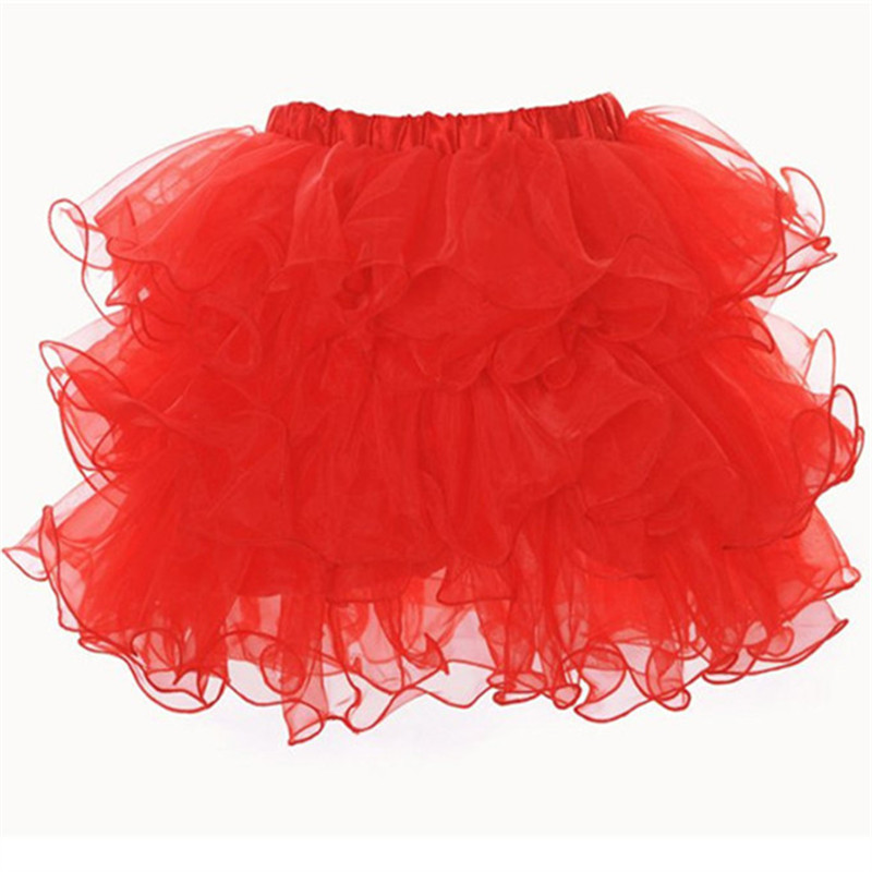 Adult Swan Ballet Tutu Dancewear Contemporary Dance Collocation princess Tutu Skirt 6 Color 5 Sizes S-2XL