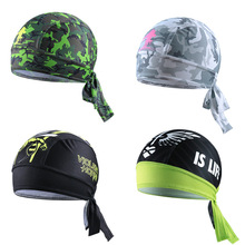Pirate Hat Hiking Scarf Riding Hood Men Women Travel Personality Bandana Breathable Bicycle Cycling Bike Sport Outdoor Headwear
