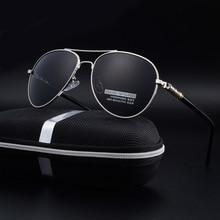Polarized Mens Black Aviator Sunglasses Women Brand Driving Accessories UV400 Glasses Female Men Driver oculos de sol feminino