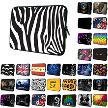 "12"" Laptop Bag For Chuwi Lenovo Apple ASUS 11.6"" 12.1"" New Fashion Ultrabook Chromebook Neoprene Slim Protect Pouch Bags Cases(China)"
