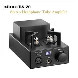 xDuoo TA-20 Stereo Balanced Headphone Amplifier Home Tube Headphone Amplifier Audio Profession Headset Amplifier Headphone Amp