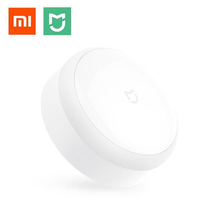 Original Xiaomi Mijia LED Flur Nachtlicht Infrarot-fernbedienung Körperbewegungssensor Smart Home für Mi Hause Nacht Lampe